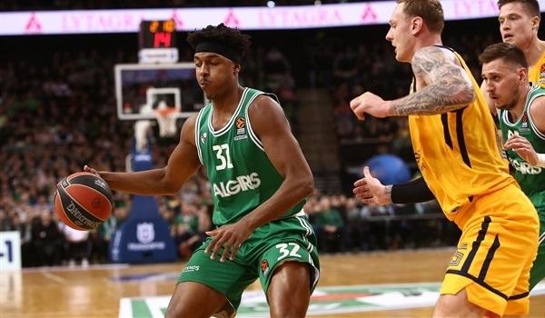 RS27 Report: Zalgiris takes key win over Khimki