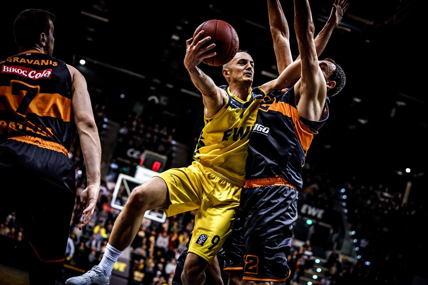 Karsten Tadda - EWE Baskets Oldenburg (photo Ulf Duda - fotoduda.de) - EC19