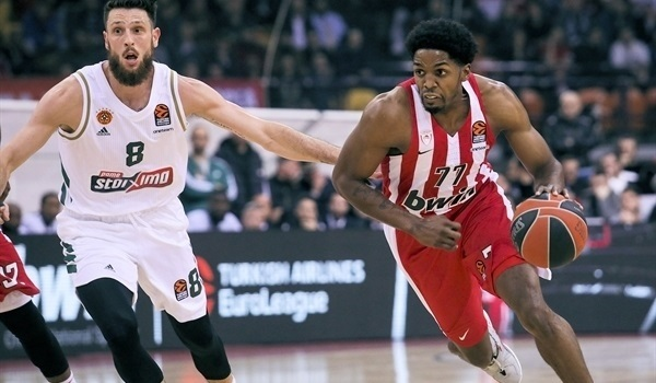 RS27 Report: McKissic powers Olympiacos in Greek derby