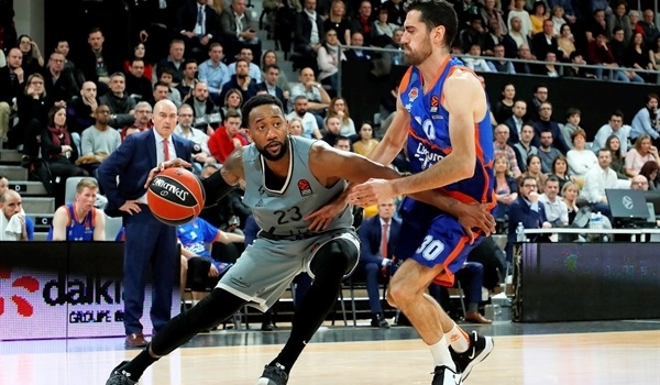 RS27 Report: ASVEL downs Valencia to snap losing skid