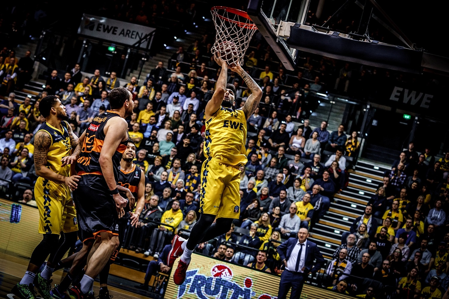 Marcel Kessen - EWE Baskets Oldenburg (photo Ulf Duda - fotoduda.de) - EC19