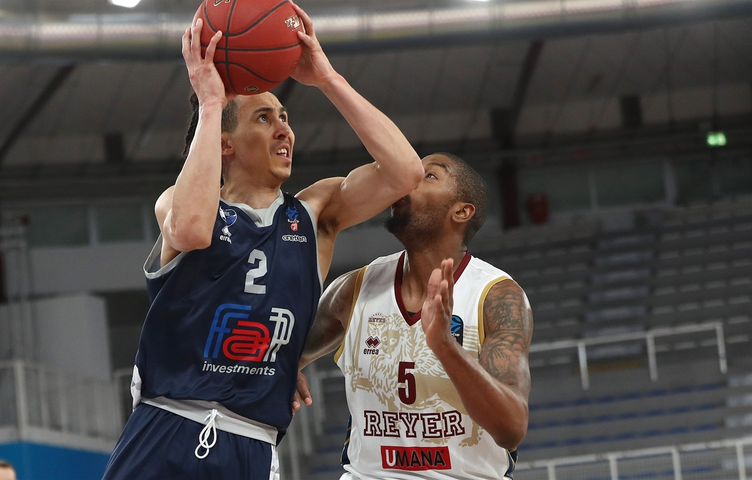 Travis Trice - Germani Brescia Leonessa (photo Simone Venezia - Brescia) - EC19