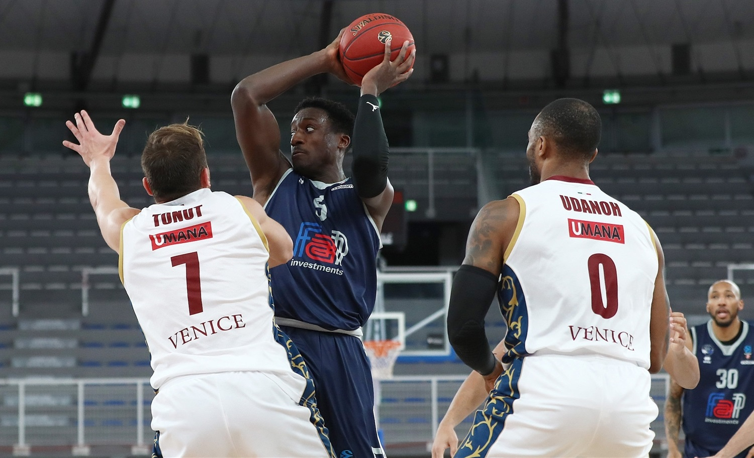 Awudu Abass - Germani Brescia Leonessa (photo Simone Venezia - Brescia) - EC19