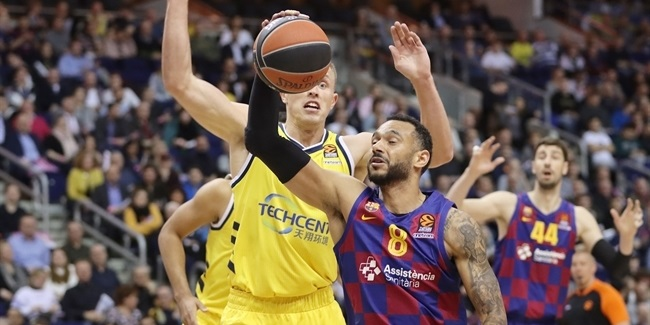 RS Round 27: ALBA Berlin vs. FC Barcelona