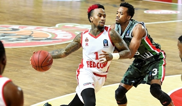 T16 Round 6 Report: Monaco routs UNICS to finish atop Group G