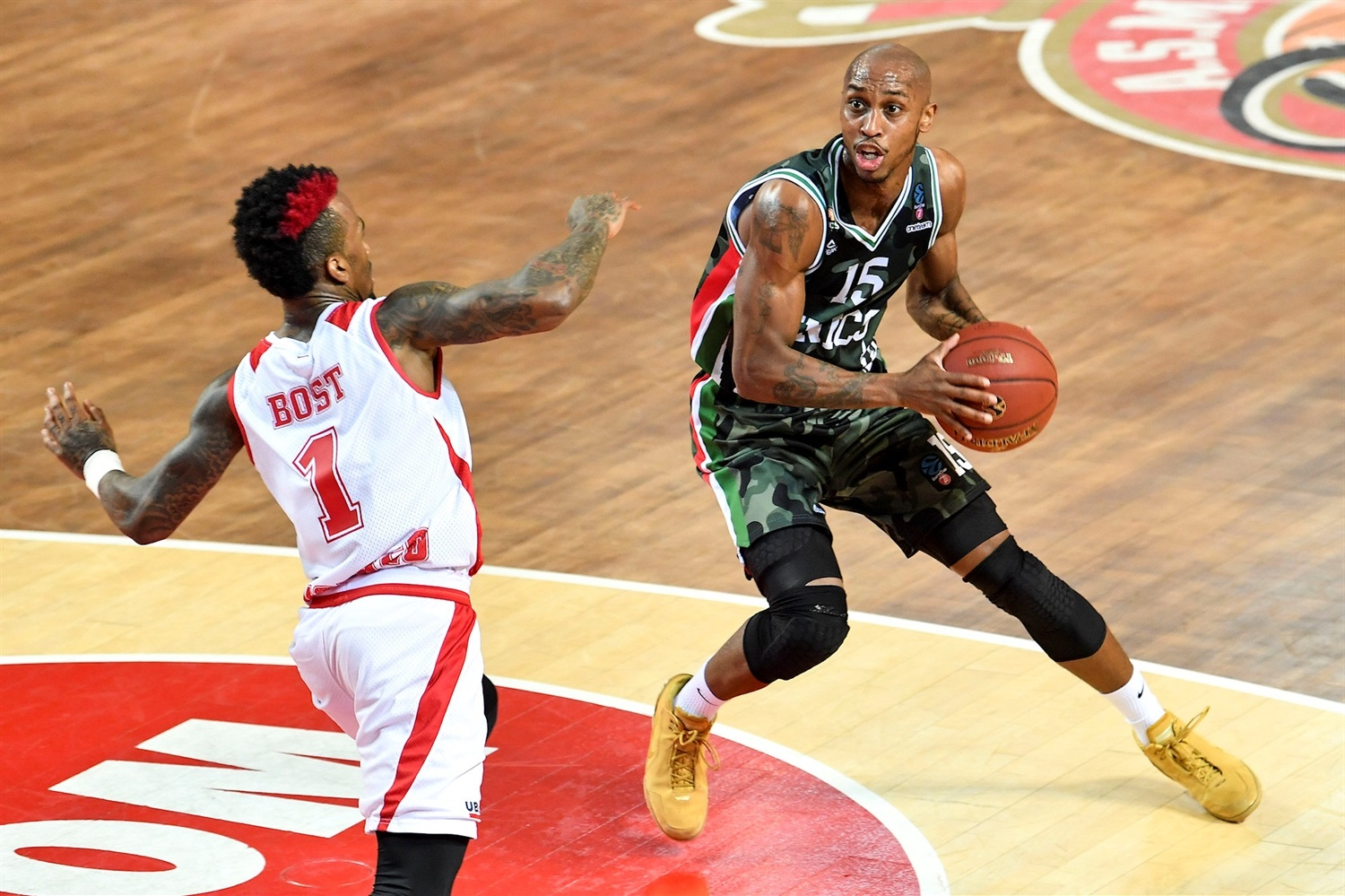 Jamar Smith - UNICS Kazan (photo Dircom - Monaco) - EC19