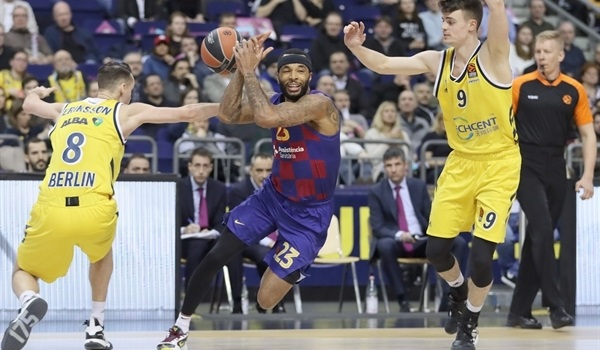 RS27 Report: Barcelona holds firm to overcome spirited ALBA
