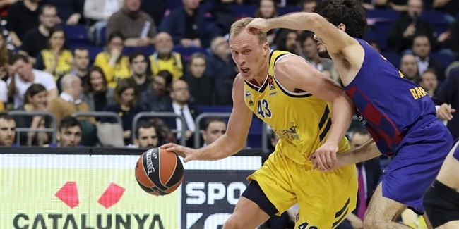 Signature Moves: Luke Sikma, ALBA Berlin
