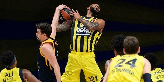 Signature moves: Derrick Williams, Fenerbahce