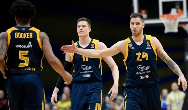 2020-21 Games to Watch: Khimki Moscow Region