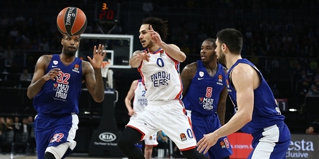 Larkin announces he's 'active' for Efes on Friday