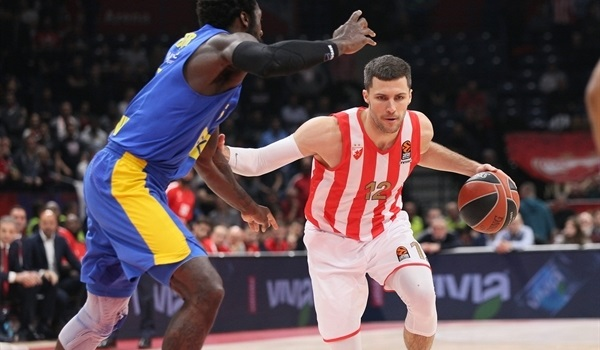 RS28 Report: Zvezda shooters prove too much for Maccabi