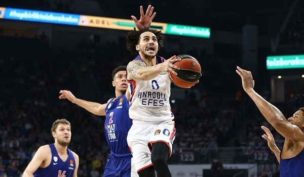 RS28 Report: Larkin hits 10 threes again to lift Efes