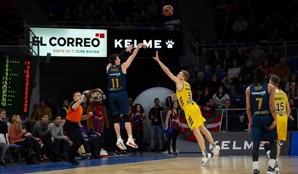 RS28 Report: Janning, Shengelia complete Baskonia's thrilling comeback