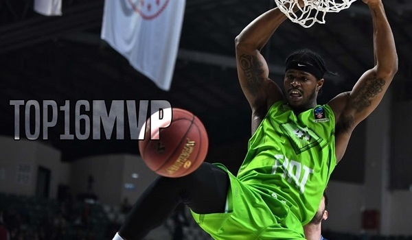 Top 16 MVP: Devin Williams, Tofas Bursa