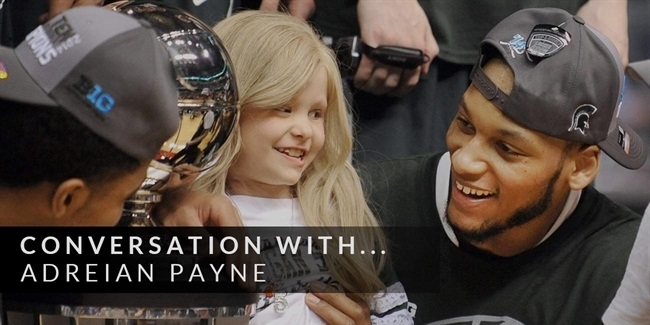 Adreian Payne, ASVEL: 'I am proud I was able to help somebody'