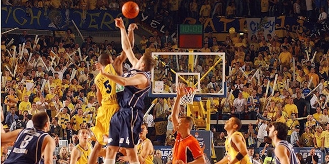 On This Day, 2004: Maccabi dominates championship game in Tel Aviv