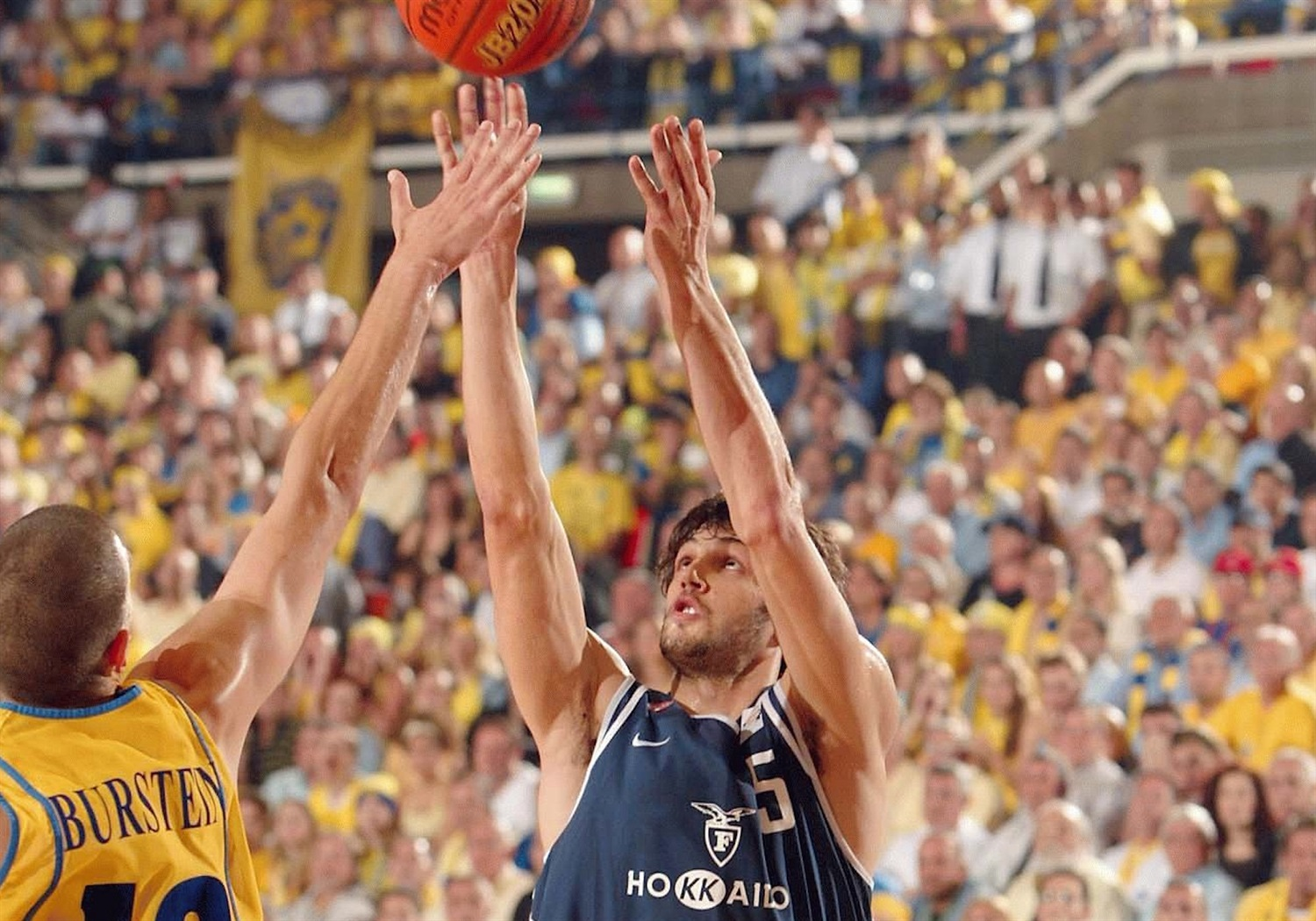 Gianluca Basile - Skipper Bologna - Final Four Maccabi 2004 - EB03
