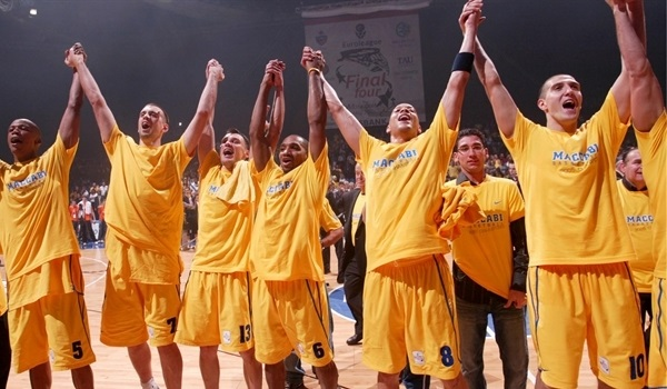 Photo Gallery: Final Four Moscow 2005, Championship Game