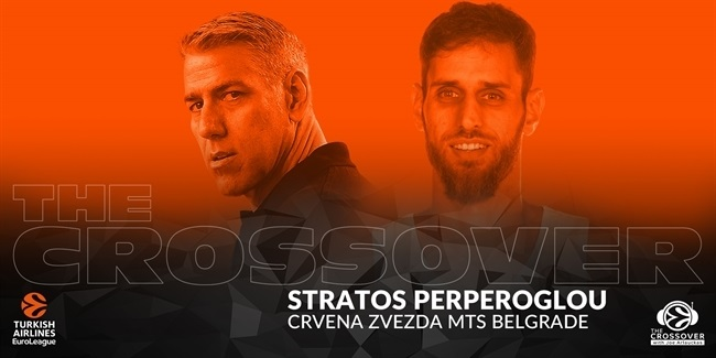 Stratos Perperoglou visits the Crossover