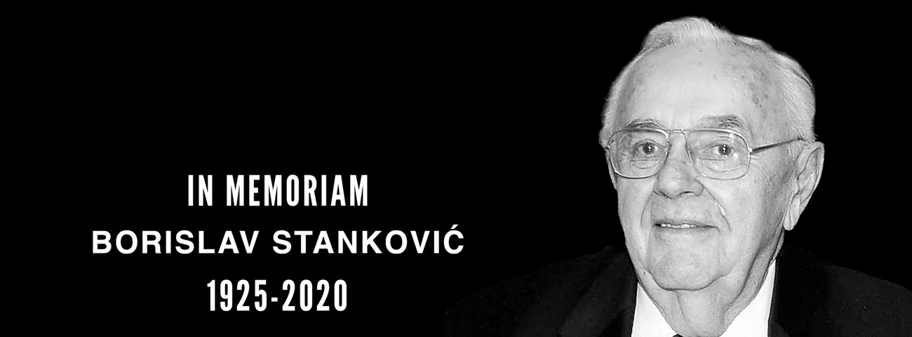 Euroleague Basketball mourns Borislav Stankovic