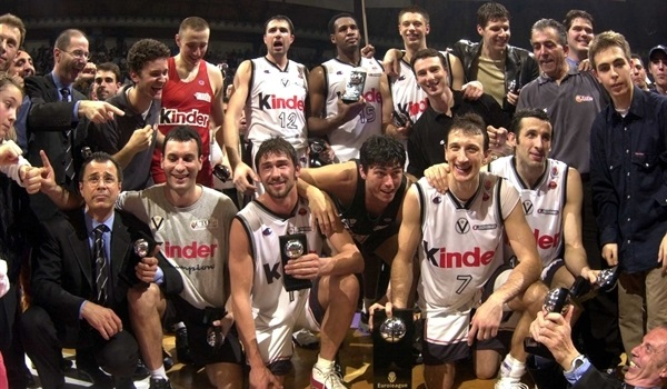 On This Day, 2001: Virtus becomes first champion of a new era