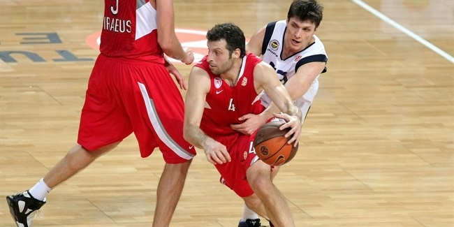 2000-10 All-Decade Team: Theodoros Papaloukas