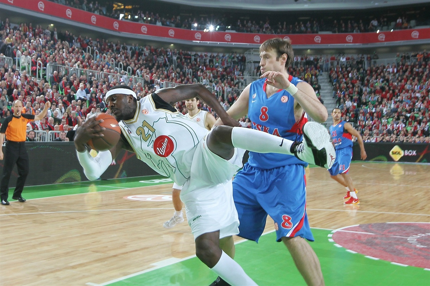 Kevinn Pinkney - Union Olimpija - EB10