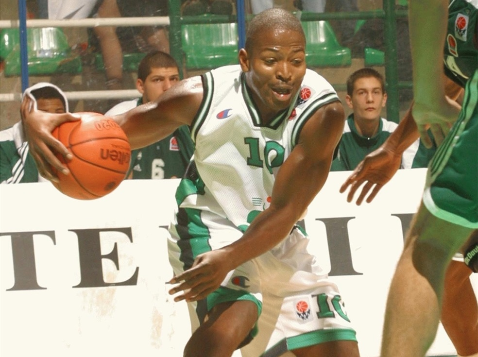 Alphonso Ford - Montepaschi Siena - 2003