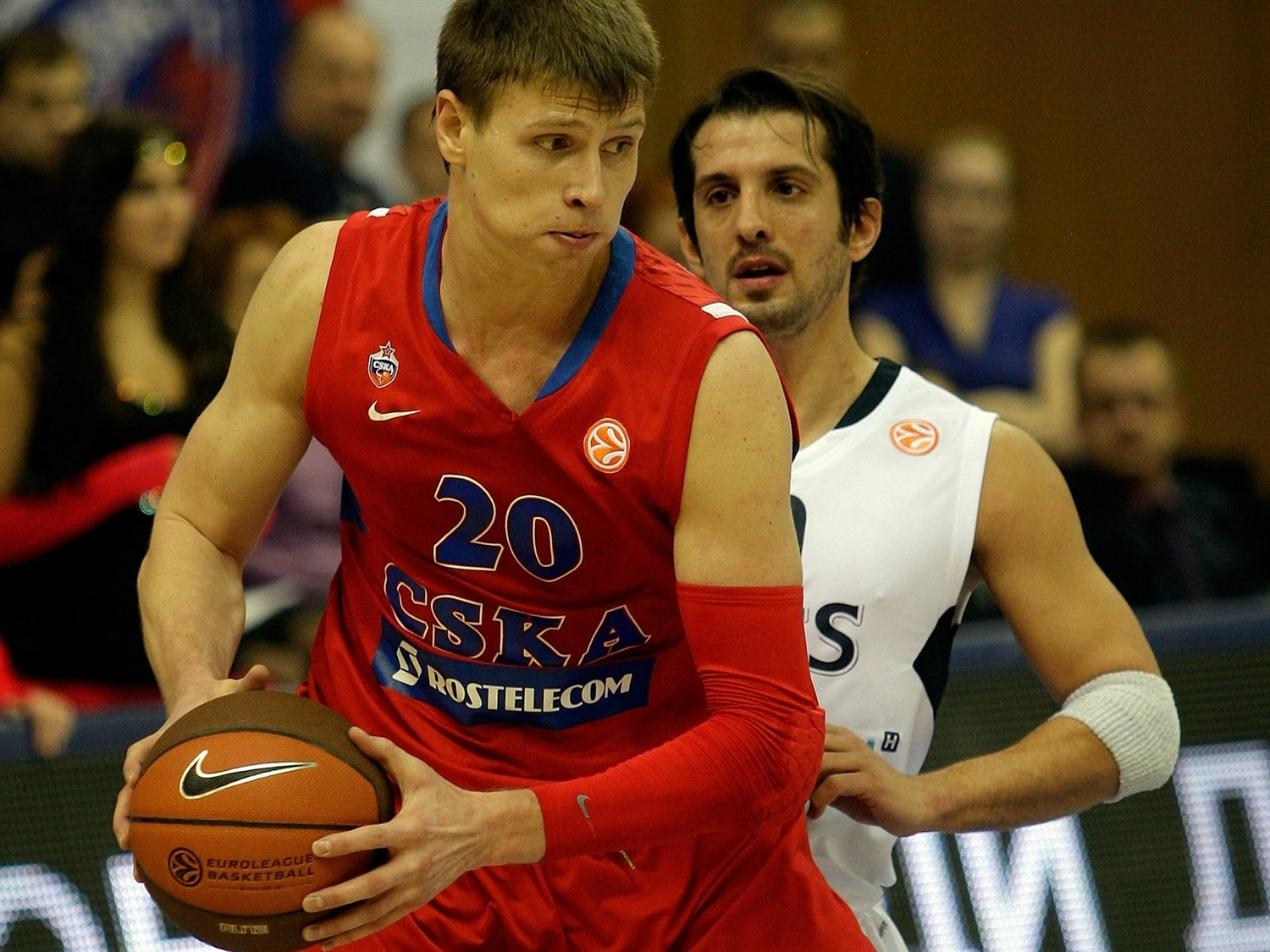 Andrey Vorontsevich - CSKA Moscow - EB10