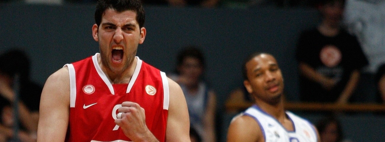 On This Day, 2009: Olympiacos KO's Real to end Final Four drought