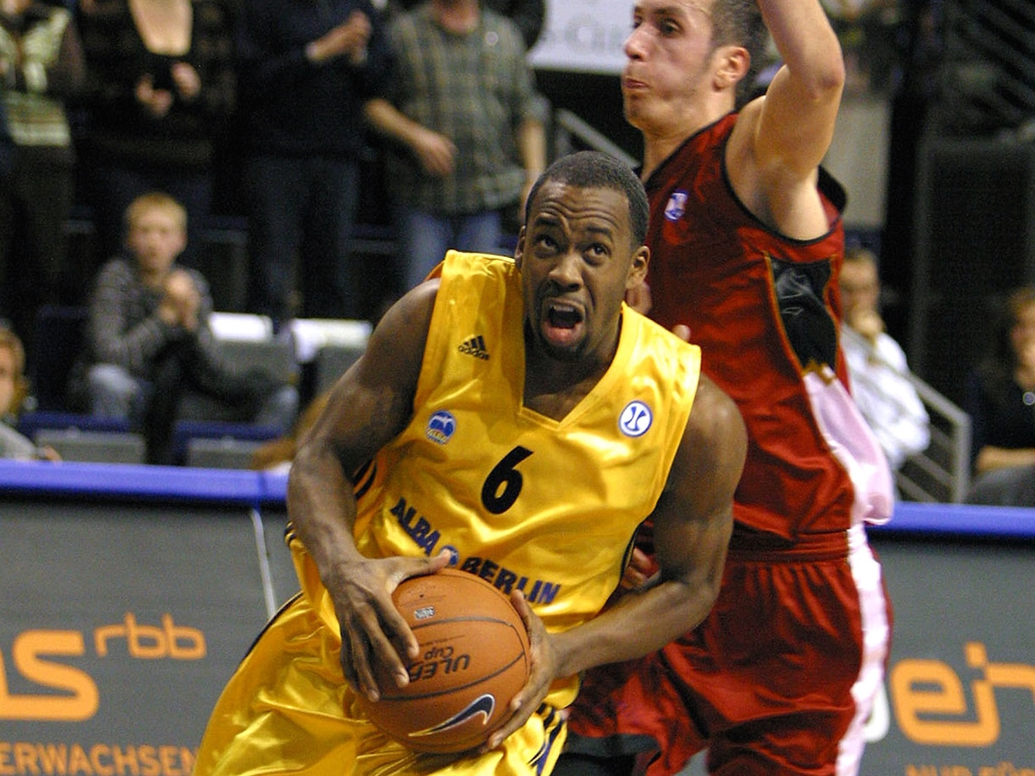 Bobby Brown - ALBA Berlin (photo Regina Hoffman - ALBA) - EC07
