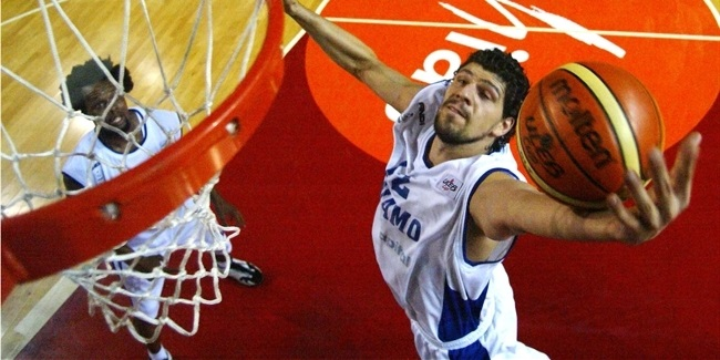 EuroCup star turn: Lazaros Papadopoulos