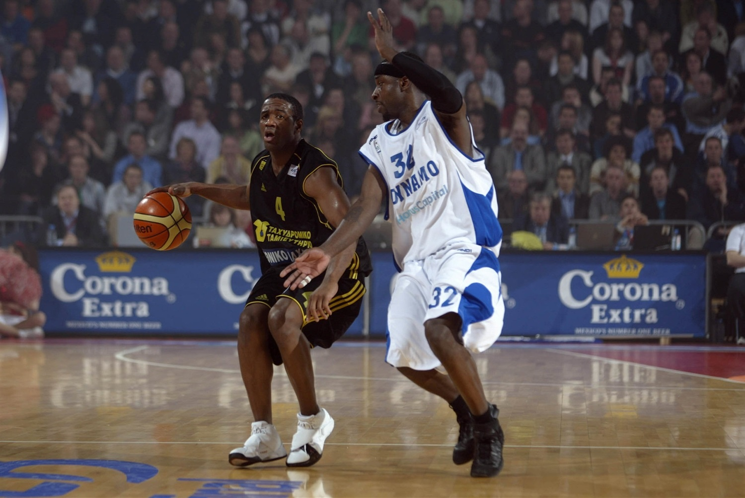 Terrel Castle - Aris Thessaloniki - Final 2005-06 - EC05