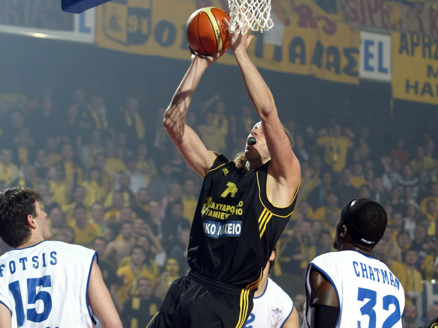 Ryan Stack - Aris Thessaloniki - Final 2005-06 - EC05