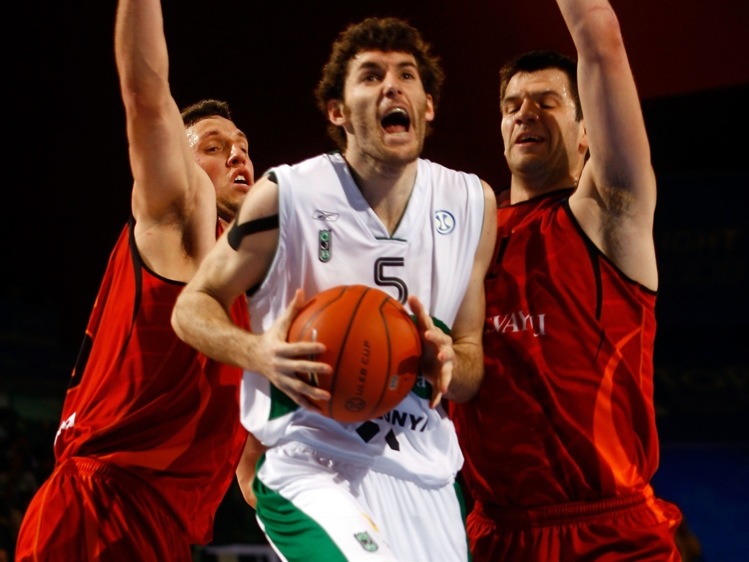 Rudy Fernandez - DKV Joventut - Final Eight Turin 2008 - EC07