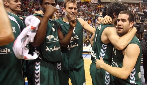 On This Day, 2007: Unicaja to the Final Four!