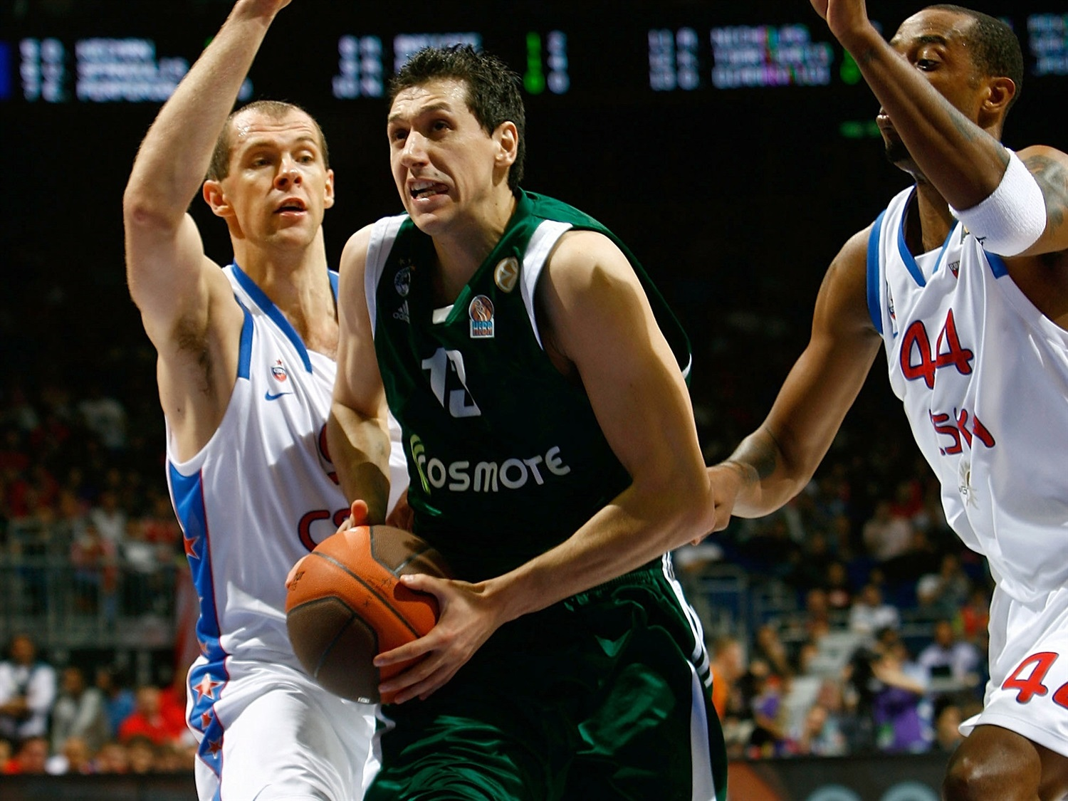 Dimitris Diamantidis - Panathinaikos Athens - Final Four Berlin 2009 - EB08