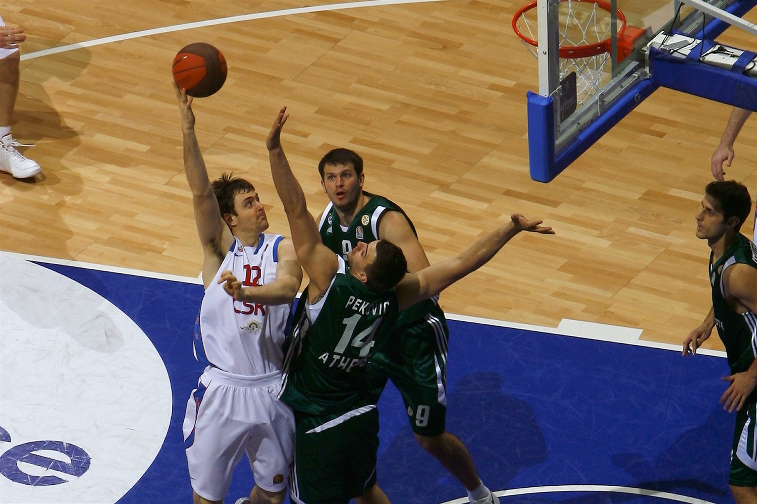 Erazem Lorbek - CSKA Moscow - Final Four Berlin 2009 - EB08