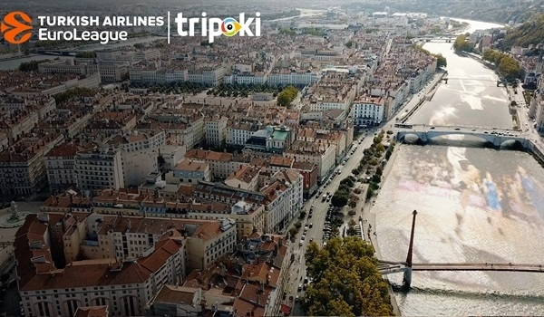 EuroLeague Cityscapes: LDLC ASVEL Villeurbanne