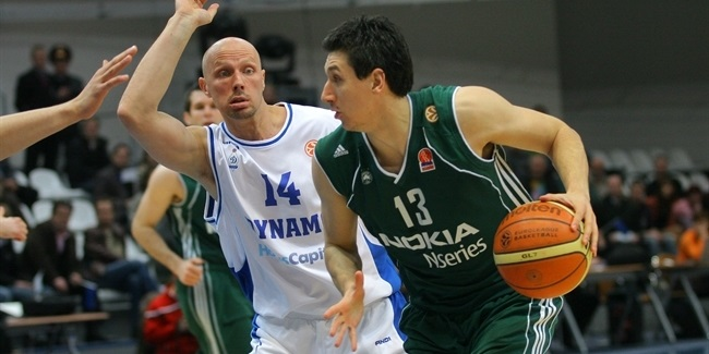 2000-10 All-Decade Team: Dimitris Diamantidis