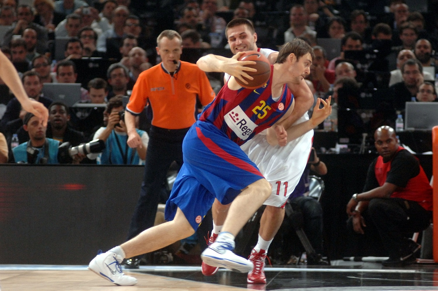 Erazem Lorbek - Regal FC Barcelona - Final Four Paris 2010 - EB09