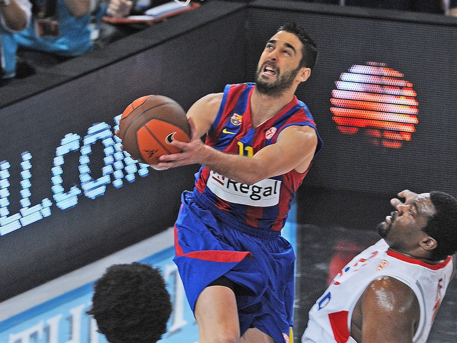 Juan Carlos Navarro - Regal FC Barcelona - Final Four Paris 2010 - EB09