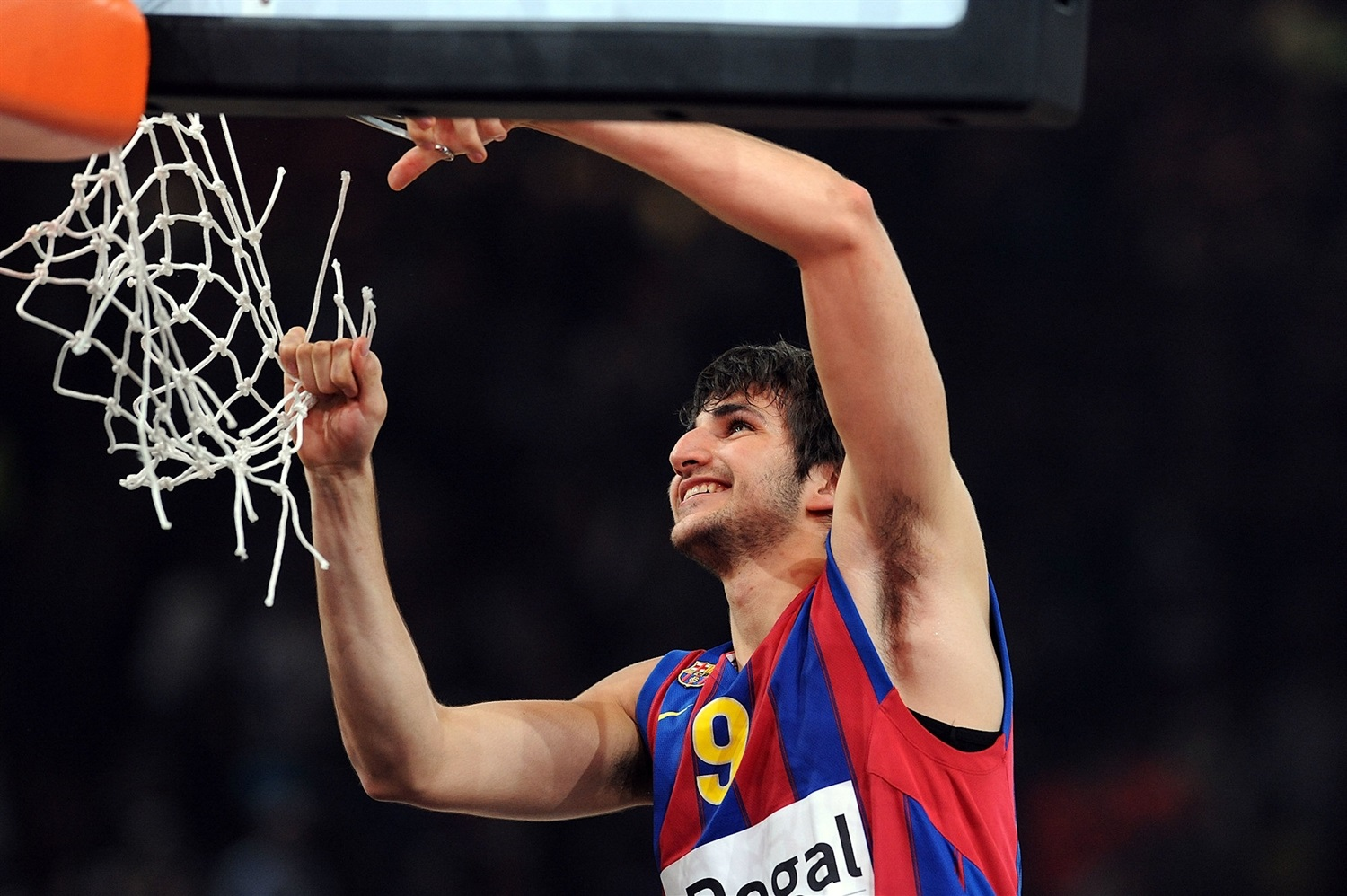 Ricky Rubio - Regal FC Barcelona Champ Euroleague 2010 - Final Four Paris 2010