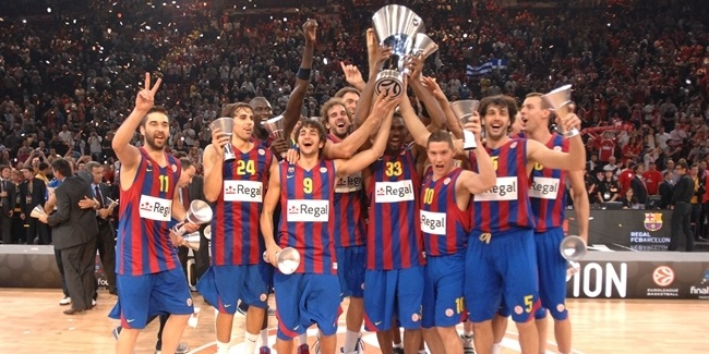 On This Day, 2010: Barcelona reaches EuroLeague glory