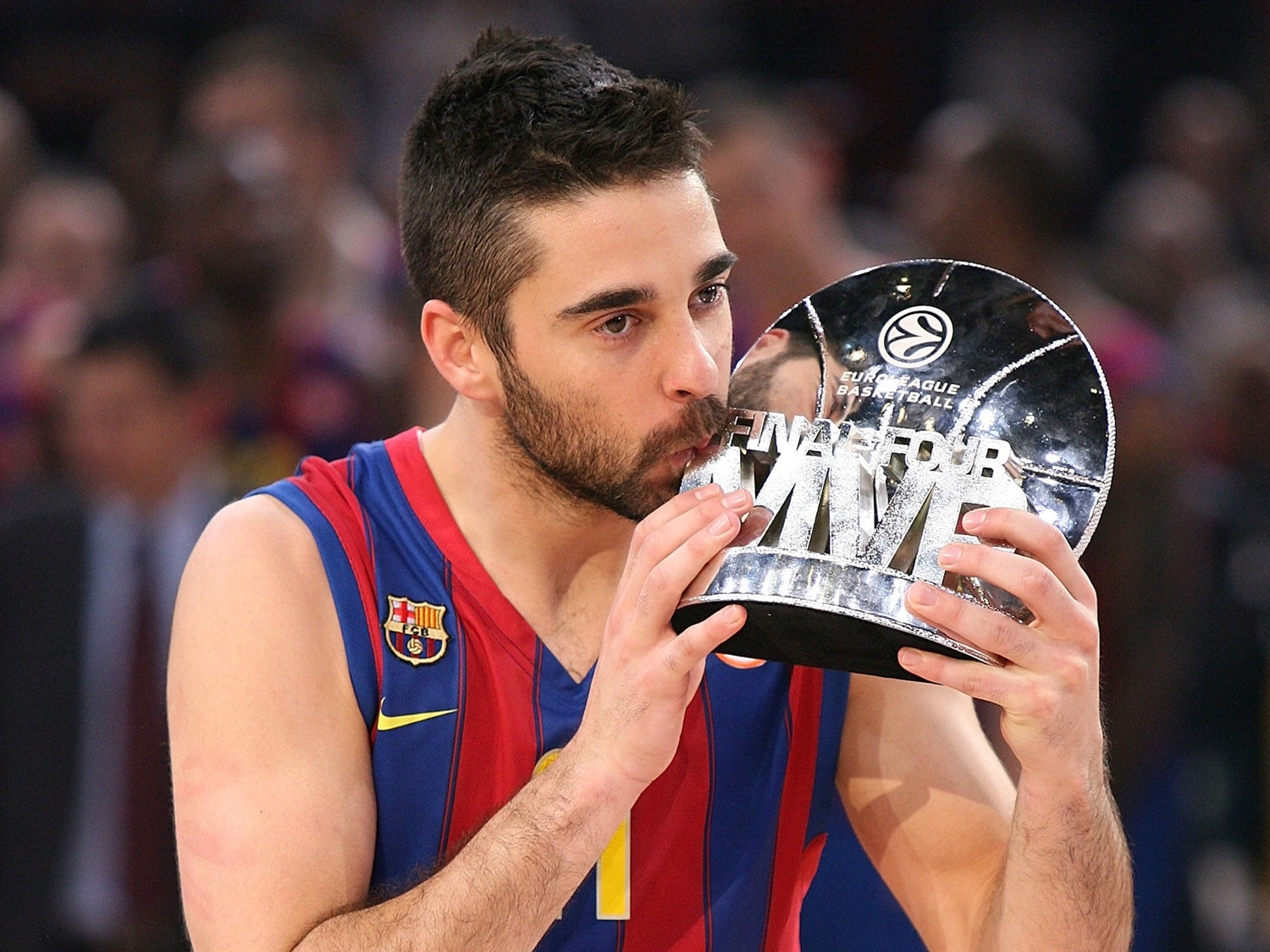 Juan Carlos Navarro, MVP - Regal FC Barcelona Champ Euroleague 2010 - Final Four Paris 2010 - EB09