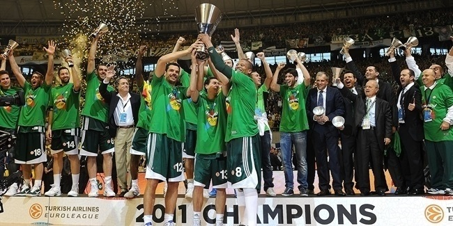 On This Day, 2011: Panathinaikos wins its sixth crown