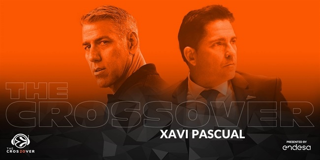 Coach Xavi Pascual visits The Crossover, presented by Endesa