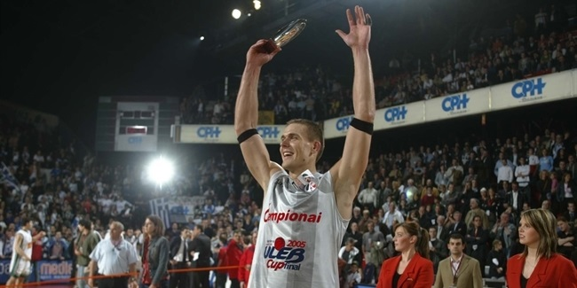 On This Day: Rytas rises above, 2005