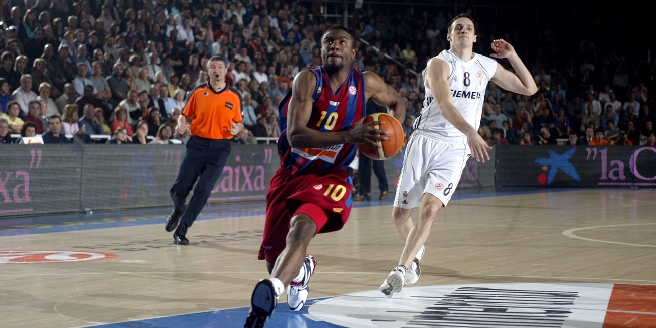 Shammond Williams - FC Barcelona - EB05